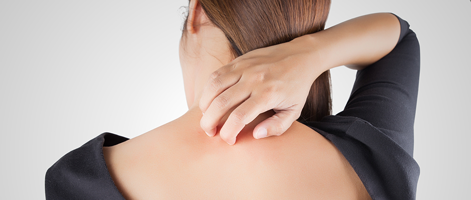 Dealing with Itchy Skin